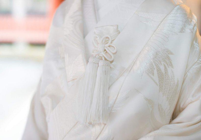 白無垢の花嫁
